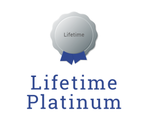 Lifetime Platinum Membership
