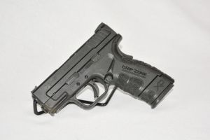 Springfield XD-9 Sub-Compact 9mm