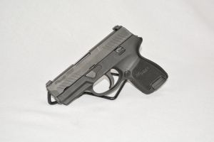 Sig Sauer P320 Sub-Compact 9mm