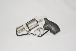 Smith & Wesson 642  .38spl+p