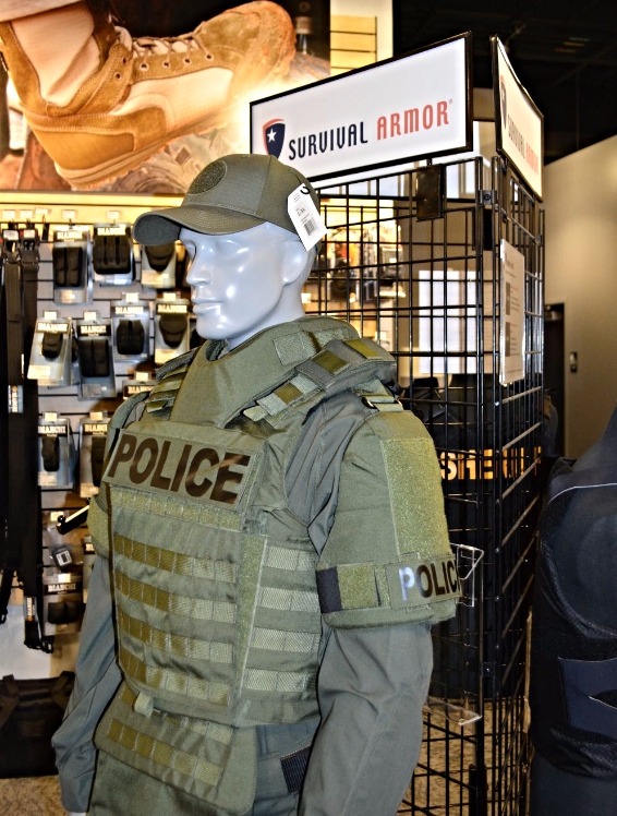 tactical safety vests and more